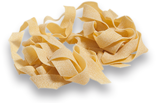 Wide Papardelle
